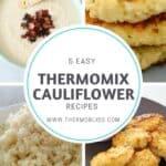 5 Easy Thermomix Cauliflower Recipes