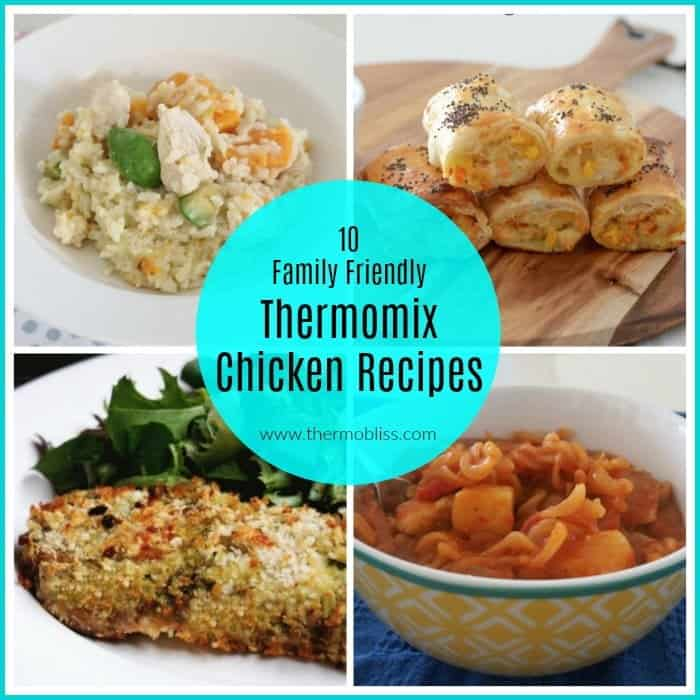 Easy Thermomix Chicken Recipes
