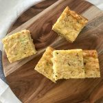 Thermomix Ham and Vegetable Slice