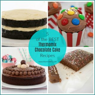 Thermomix Chocolate Cake Recipes