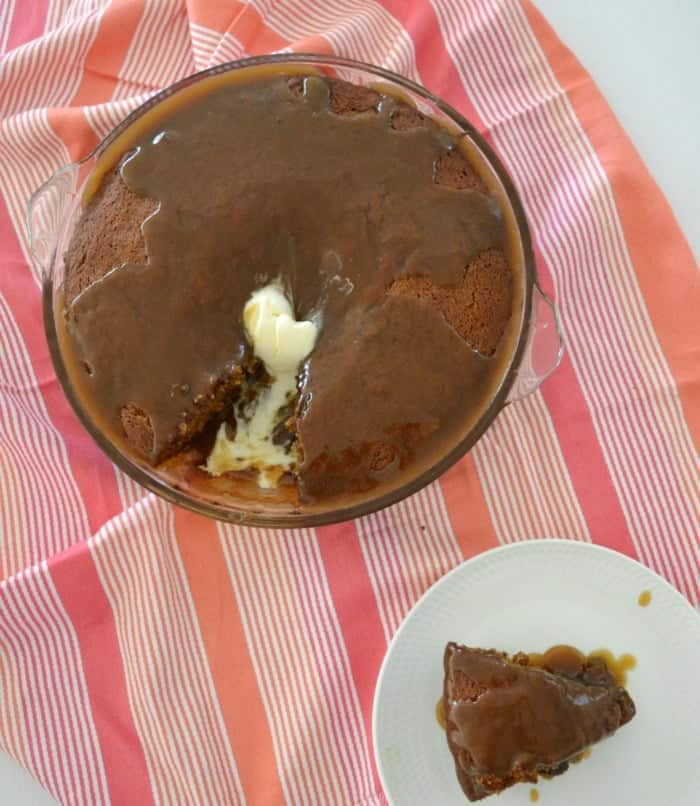 Thermomix Sticky Date Pudding