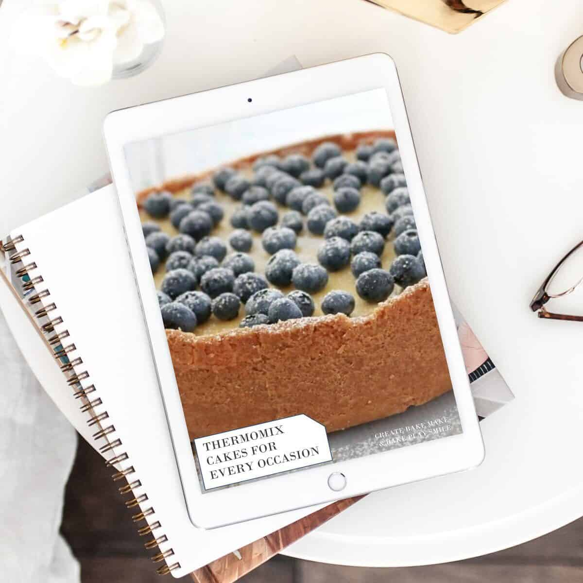 Thermomix Cakes eBook
