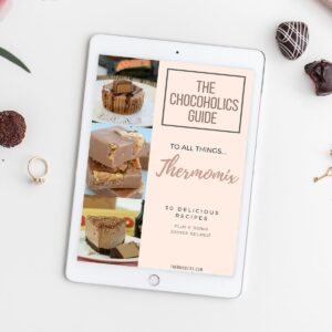 Thermomix Chocolate eBook