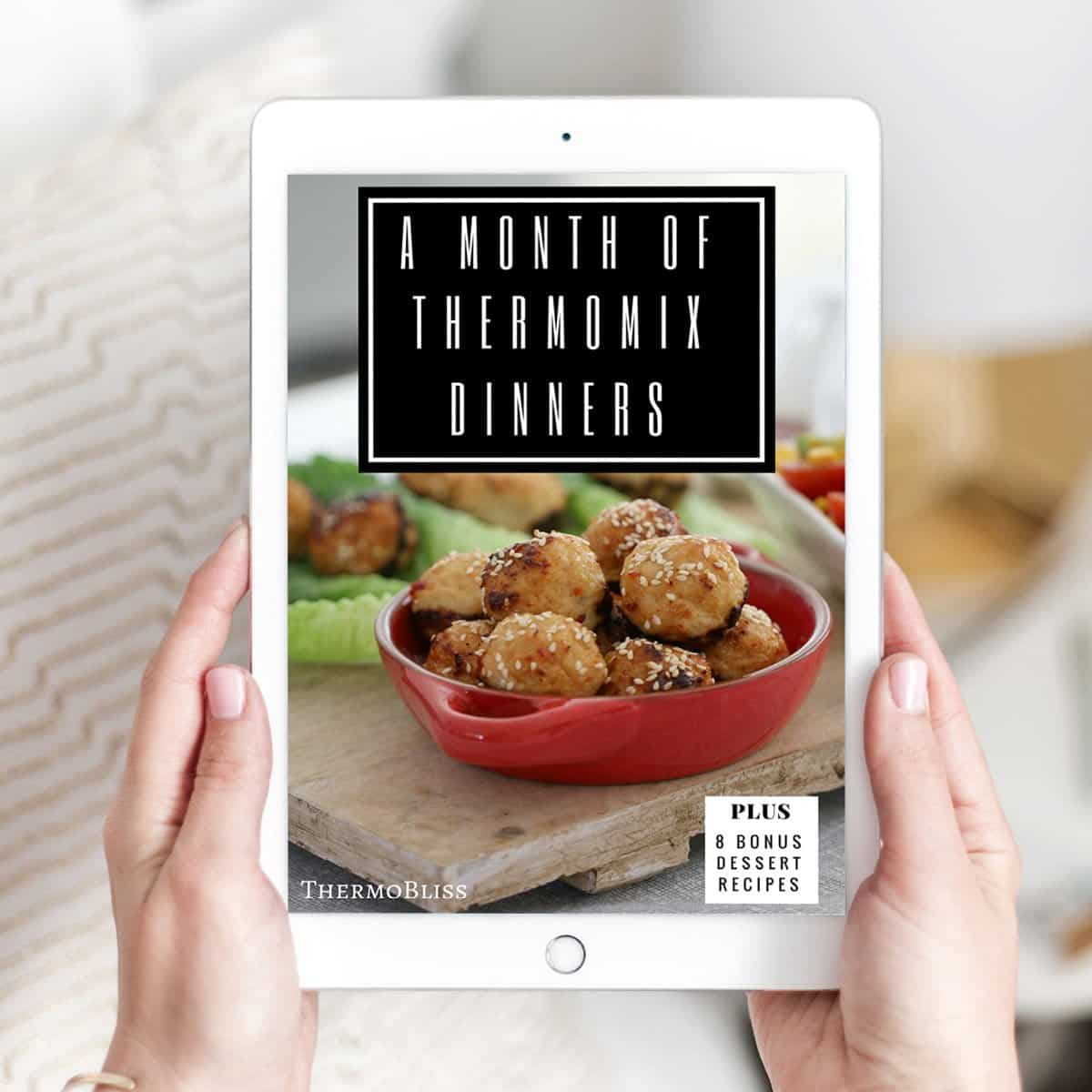 Thermomix Dinners eBook