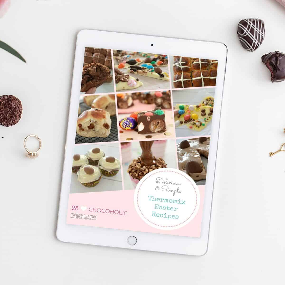 Thermomix Easter Recipes eBook