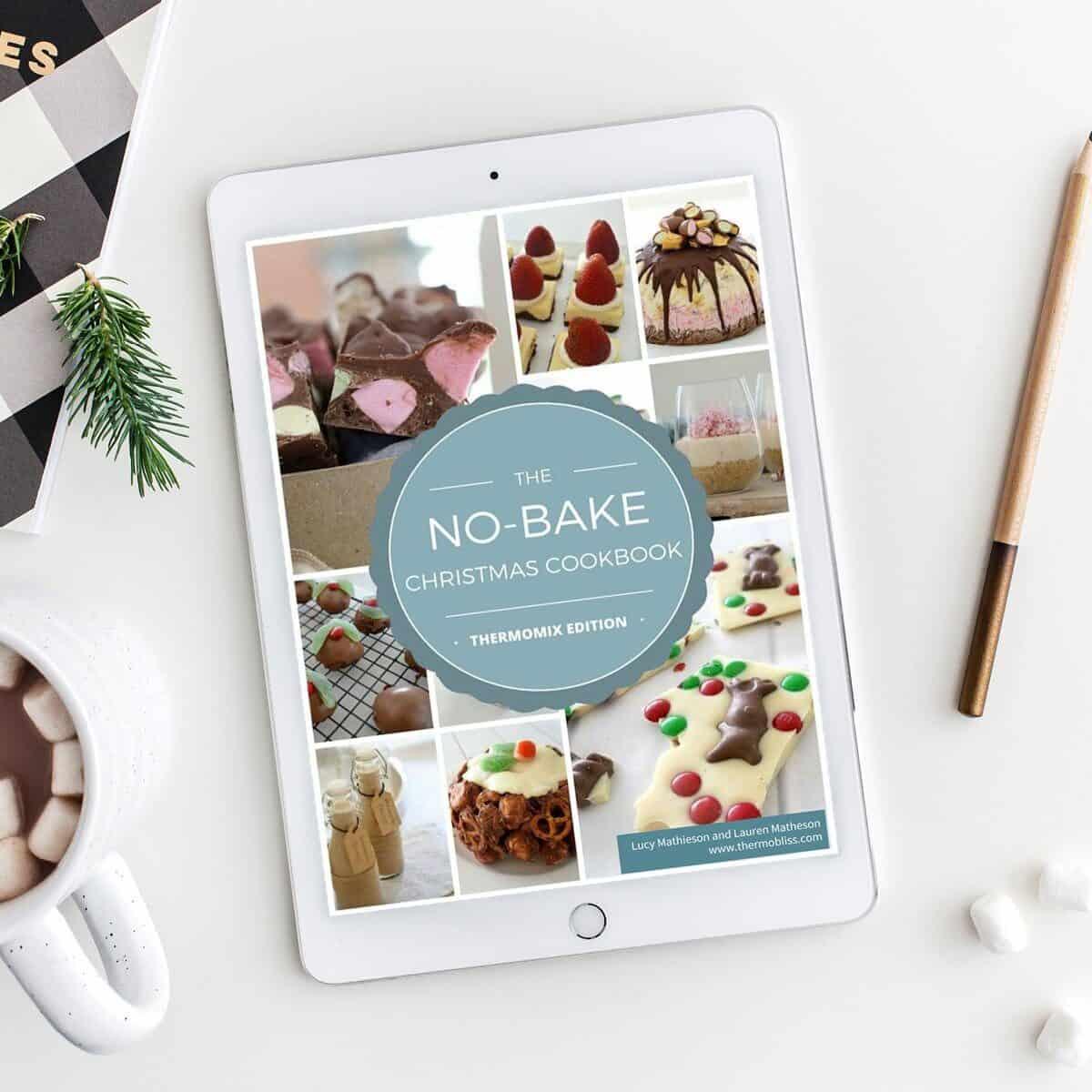 Thermomix No Bake Christmas Recipes eBook