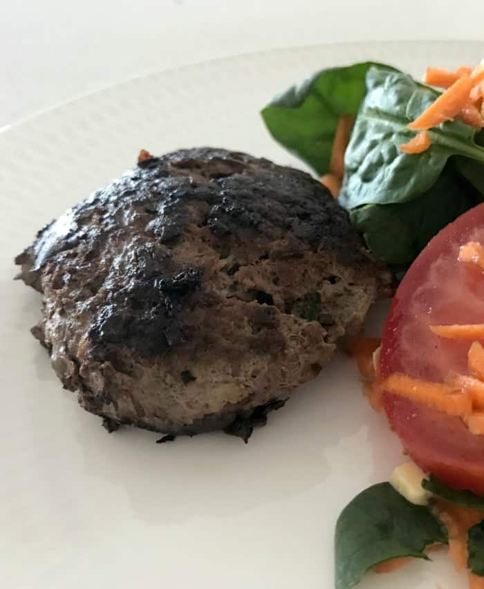 Thermomix Beef and Vegetable Rissoles