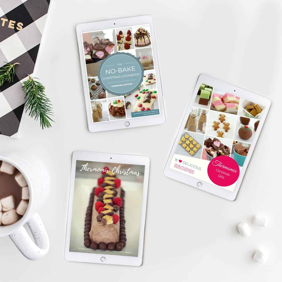 Easy Thermomix Christmas Party Recipes - Thermobliss