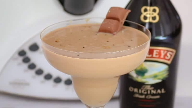 Thermomix Chocolate Baileys Cocktail