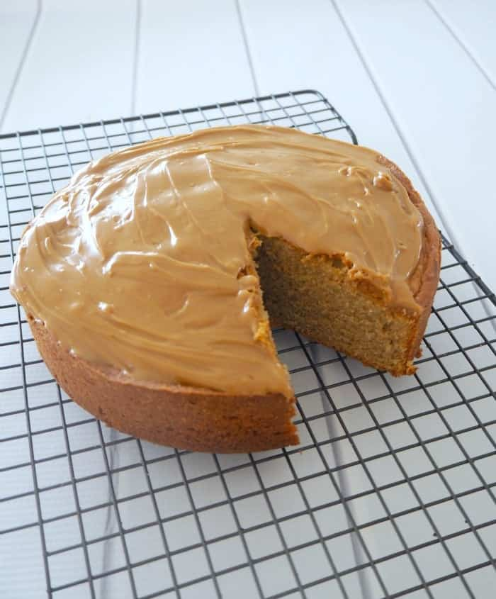 Thermomix Coffee Cake