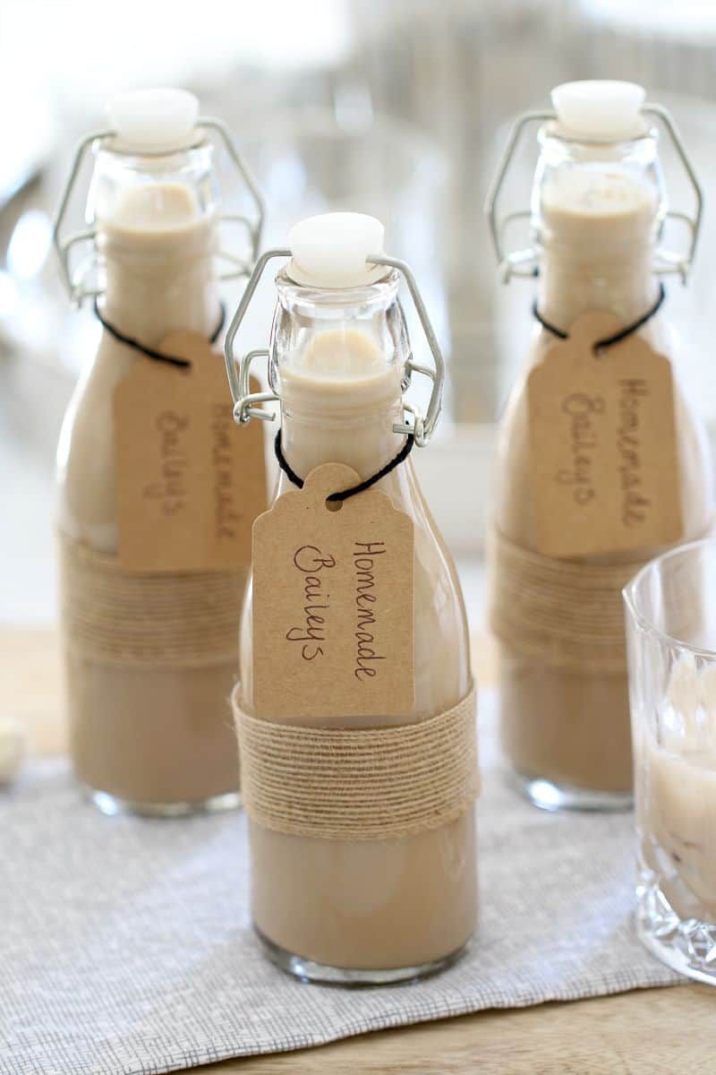 Homemade Thermomix Baileys
