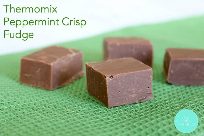 Thermomix Christmas Fudge Recipes