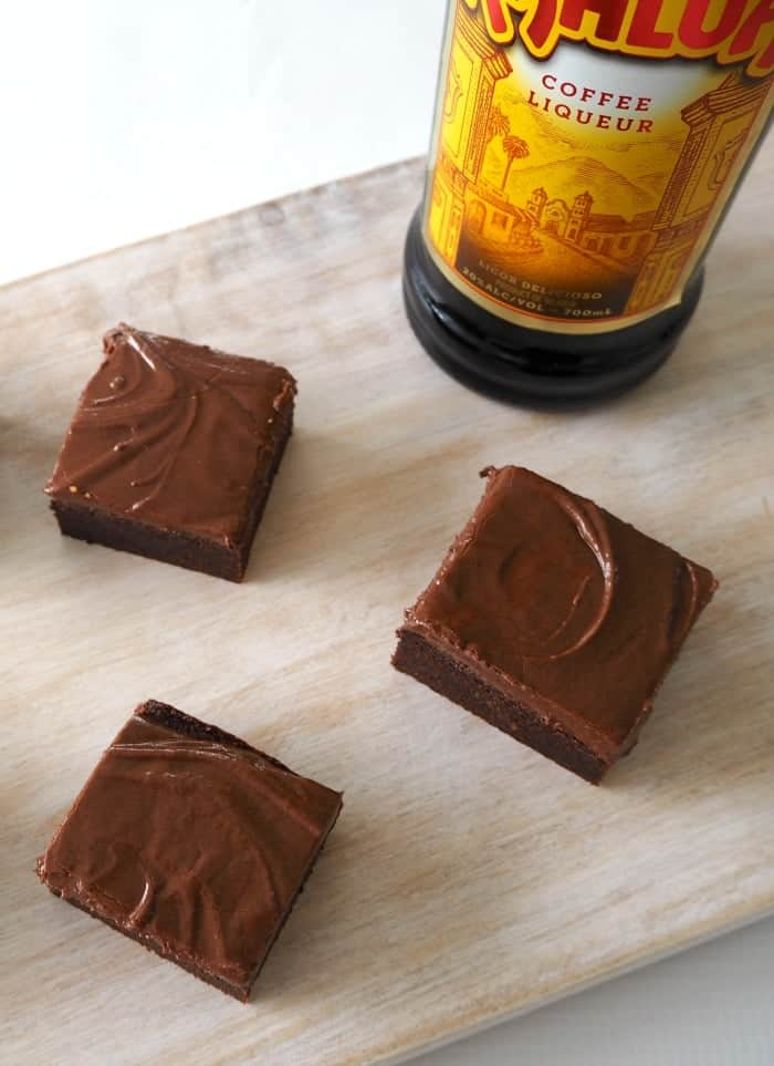 Thermomix Kahlua Brownies Recipes