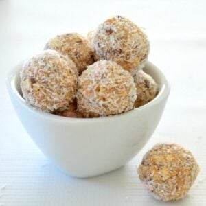 Thermomix No Bake Clinkers Truffles
