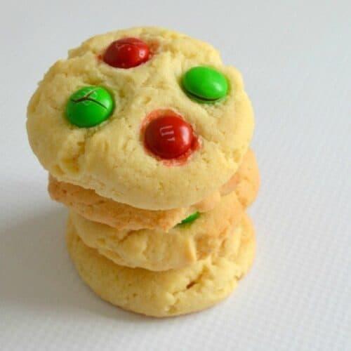 Thermomix Vanilla Christmas Cookies