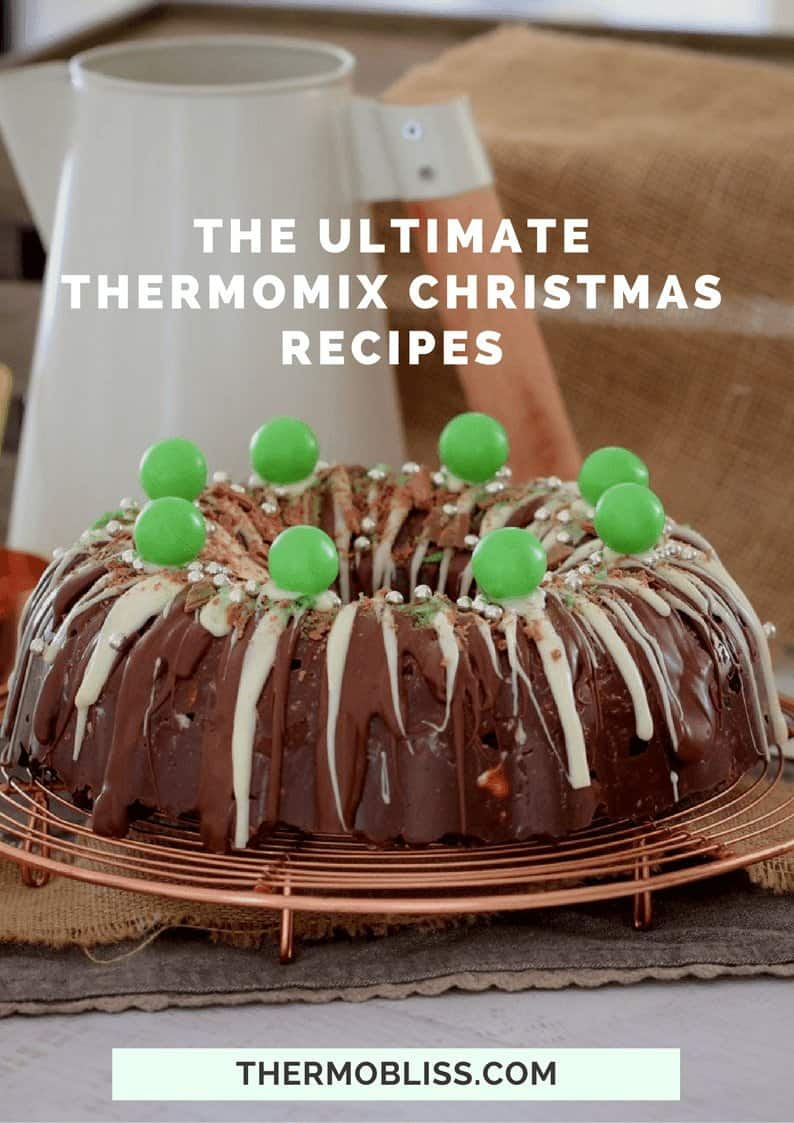 With only a week to go until Christmas, we thought we'd put all of our favourite Thermomix Christmas recipes into one handy collection! With everything from desserts to homemade treats, drinks and more... Christmas is going to be super delicious this year!