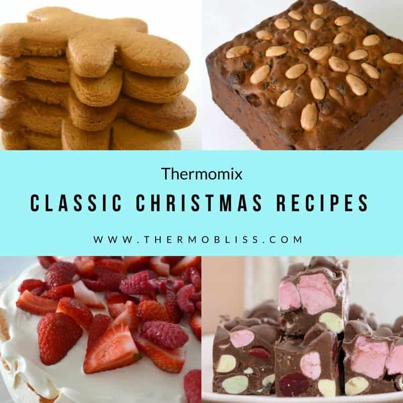 Classic Thermomix Christmas Recipes