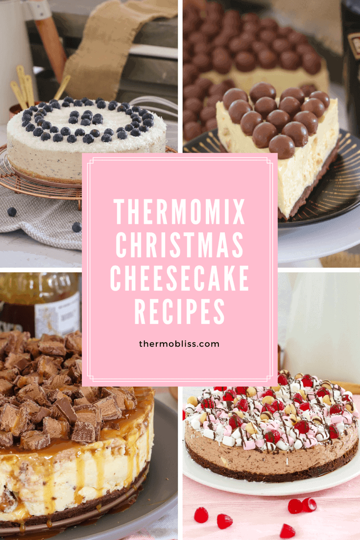 The BEST Thermomix Christmas Cheesecake Recipes