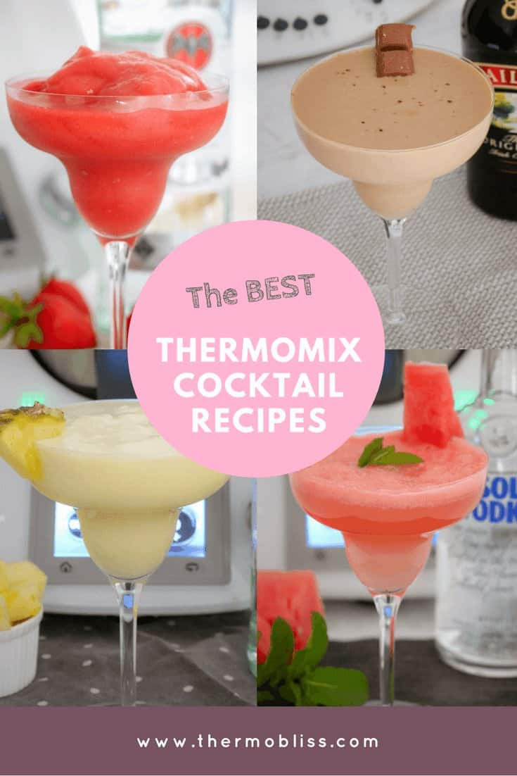 Thermomix Cocktail Recipes