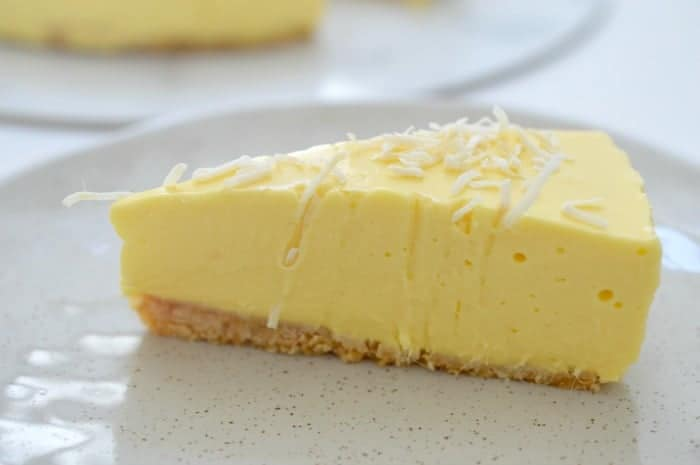 Thermomix Mango Cheesecake recipe