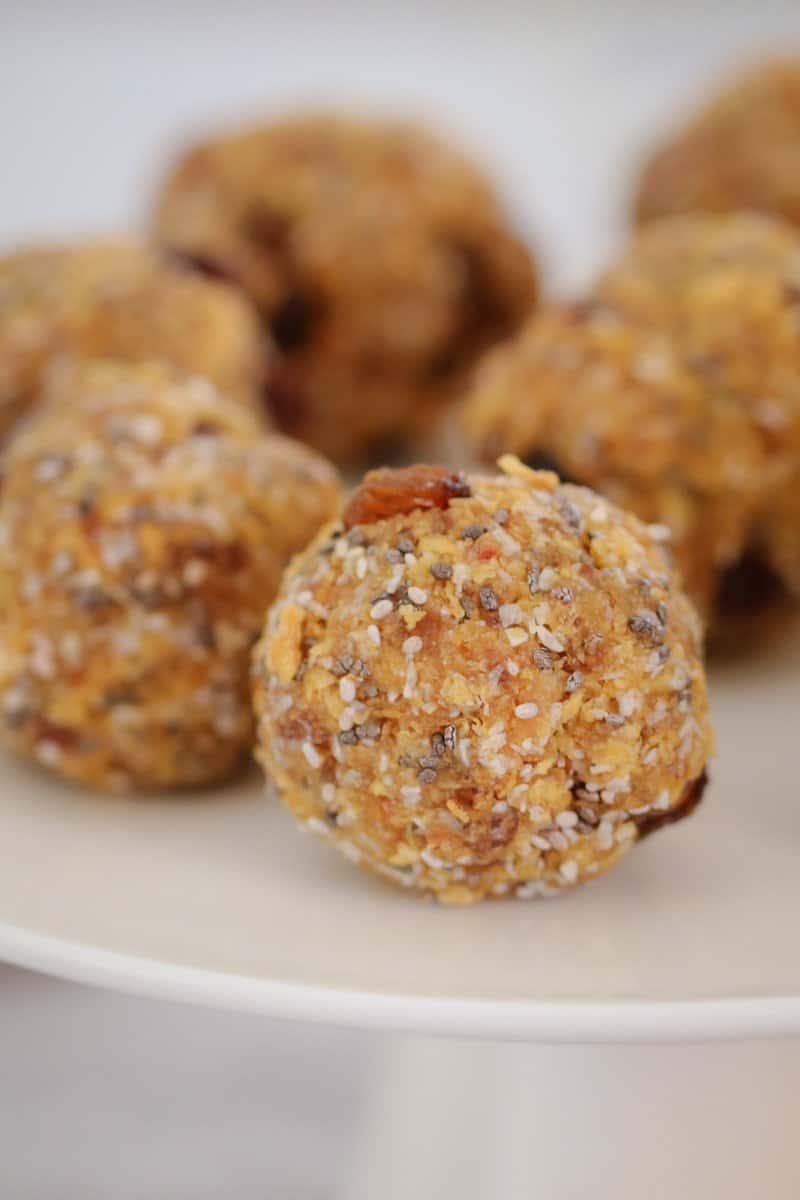 Our Thermomix Weet-Bix Balls are nut-free, freezer-friendly and a great option for school or kindy lunch boxes!