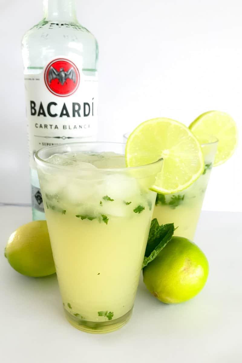 Thermomix mojitos thermobliss for Cocktail thermomix