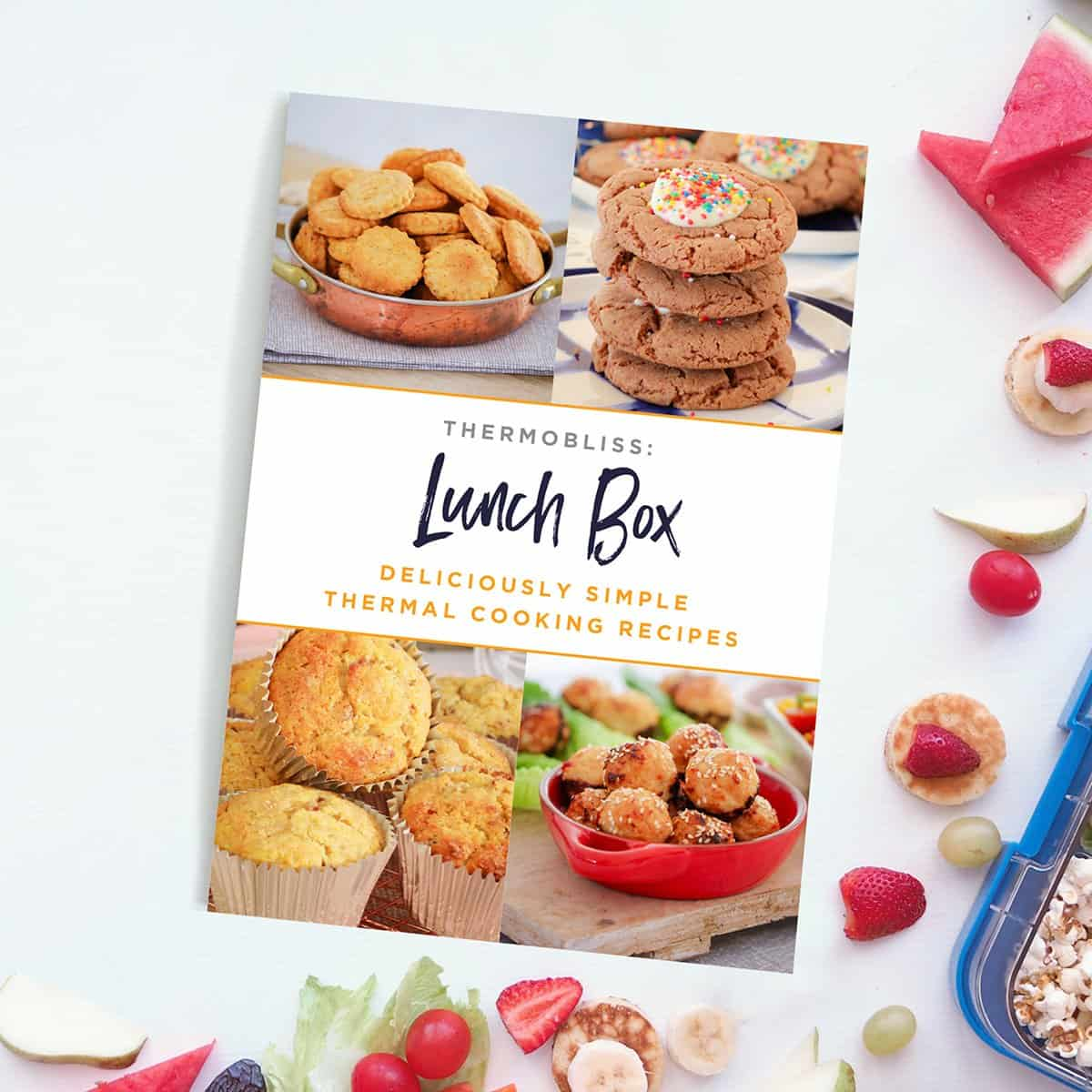 Thermomix lunch box cookbook plus free ebook now shipping thermomix lunch box cookbook forumfinder Image collections