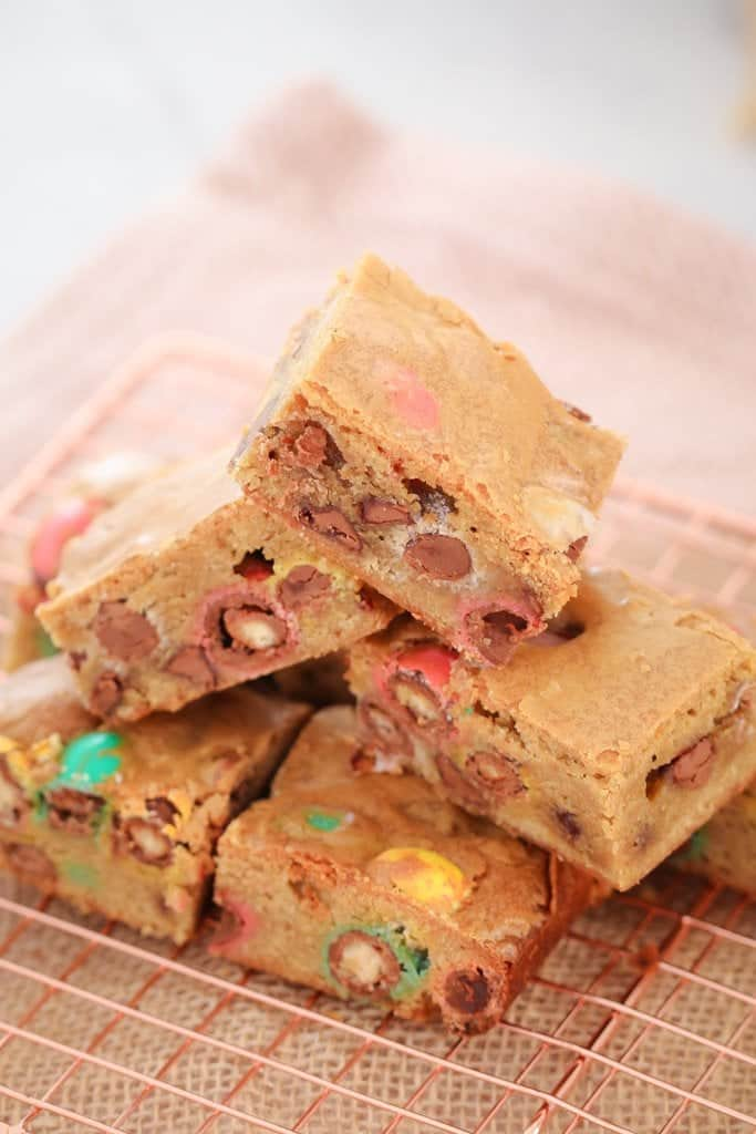 Easter Egg Cookie Slice 1 Bowl Recipe