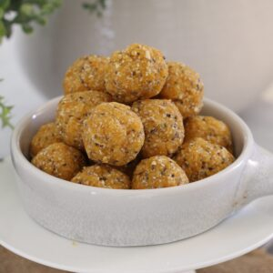 Thermomix Healthy Apricot Balls
