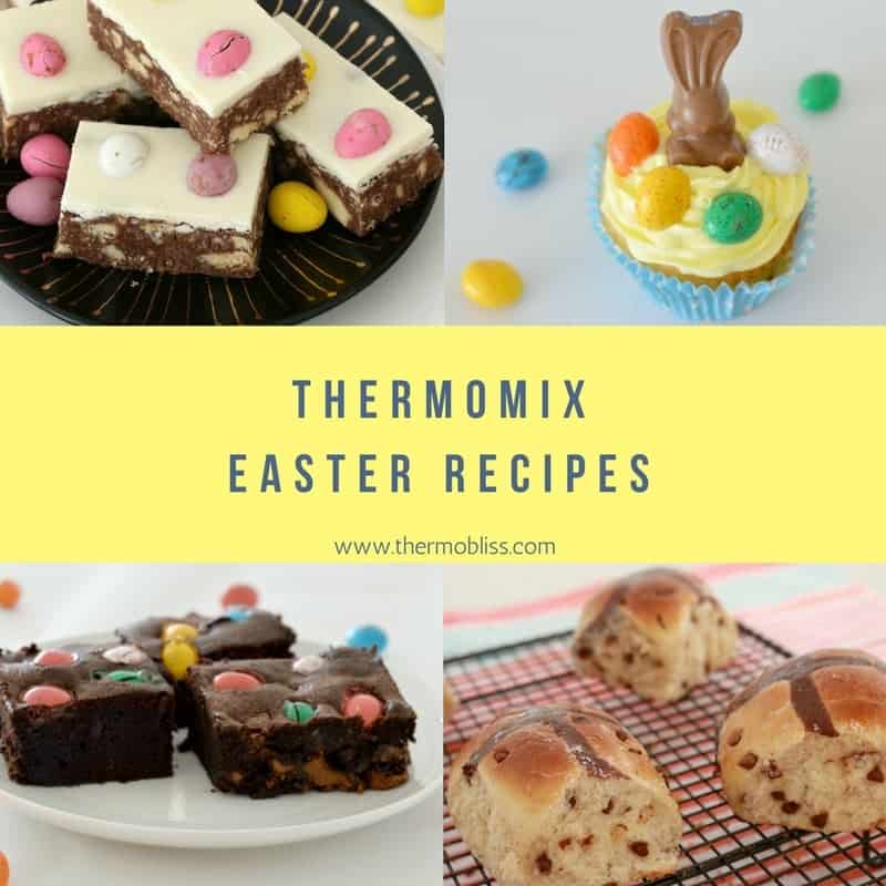 Easy Thermomix Easter Recipes