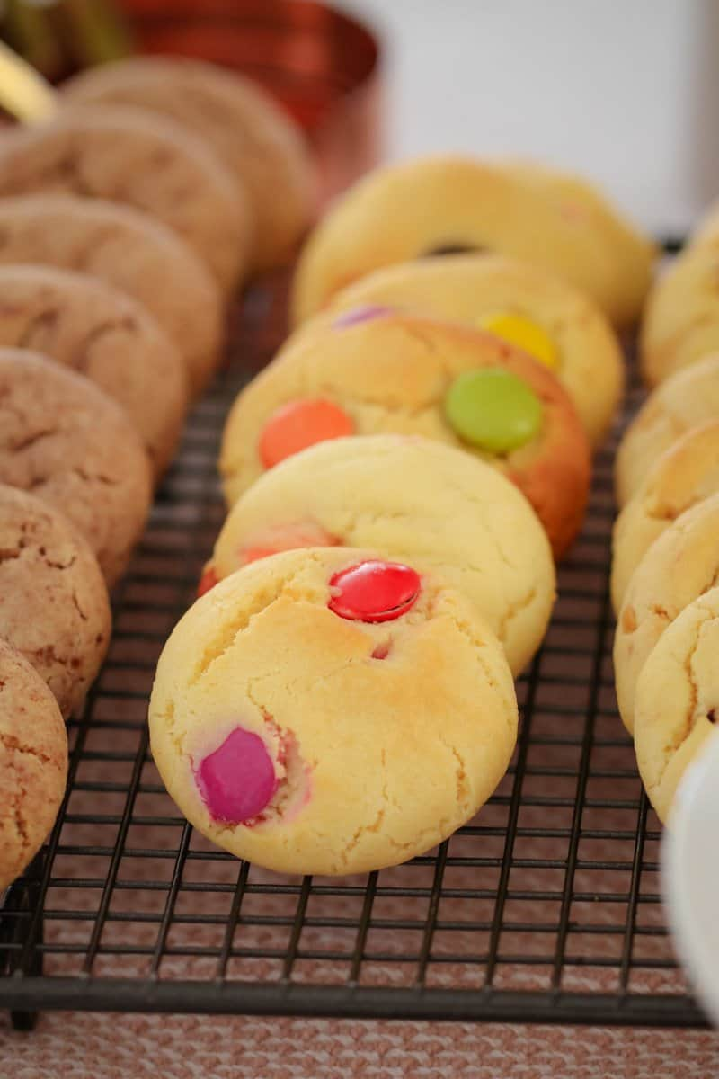 Thermomix Condensed Milk Cookies