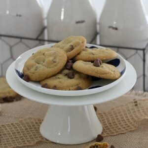 Our Thermomix Chocolate Chip Cookies are a classic favourite... simple and delicious! You just can't beat these cookies when it comes to a yummy treat!