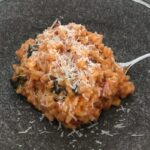 Thermomix Bacon & Tomato Risotto