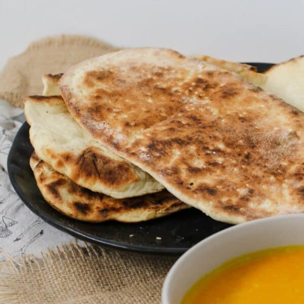 Thermomix Naan Bread