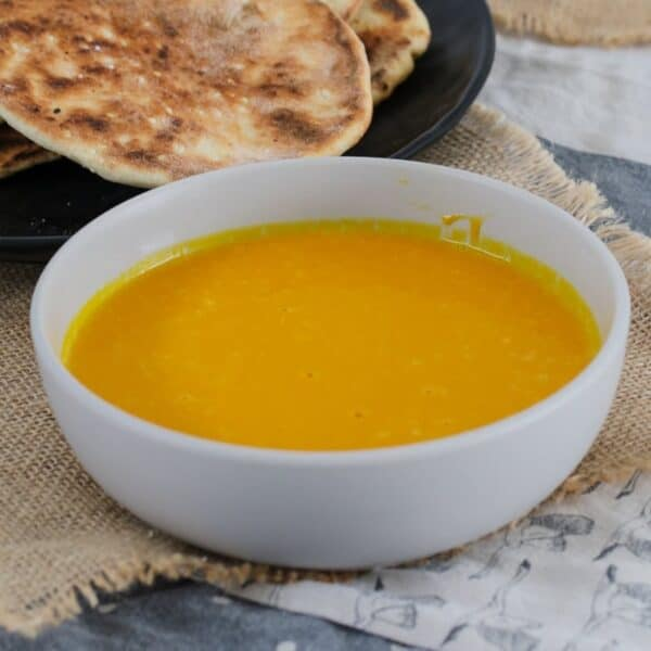 Thermomix Thai Pumpkin Soup