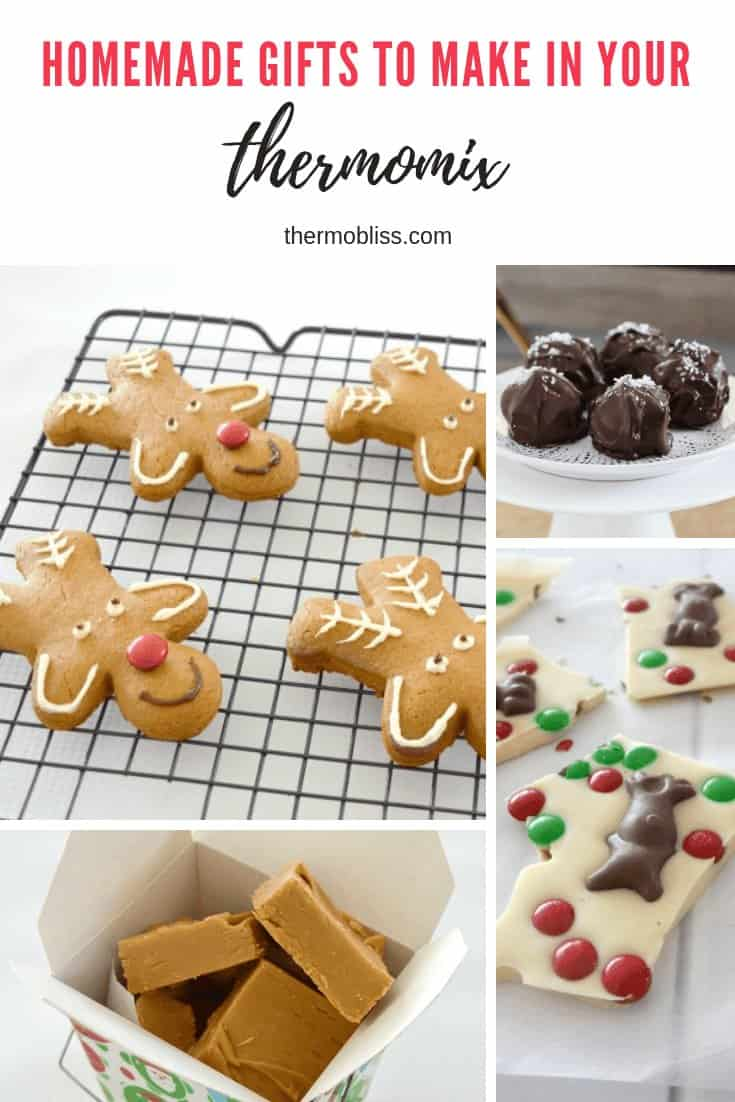 Homemade Gifts To Make In Your Thermomix