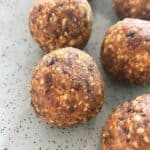 Thermomix Chocolate Orange Bliss Balls