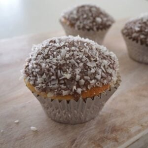 These easy Thermomix Lamington Cupcakes make a great special treat for the whole family.