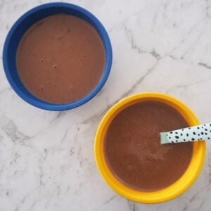 How to make Chocolate Custard. A simple Thermomix Chocolate Custard Recipe