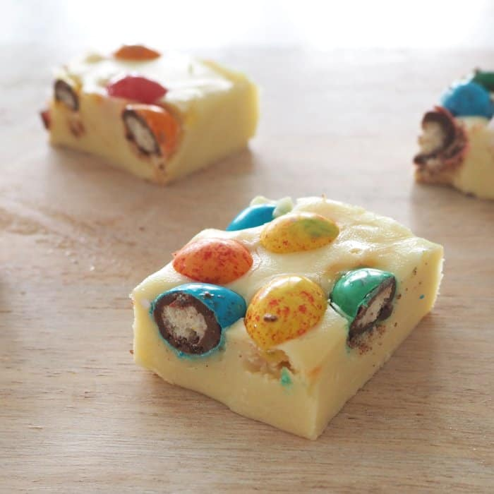 Recipes Using Eggs As Main Ingredient: Thermomix 3 Ingredient Easter Egg Fudge