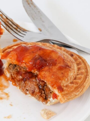 Thermomix Beef Pies
