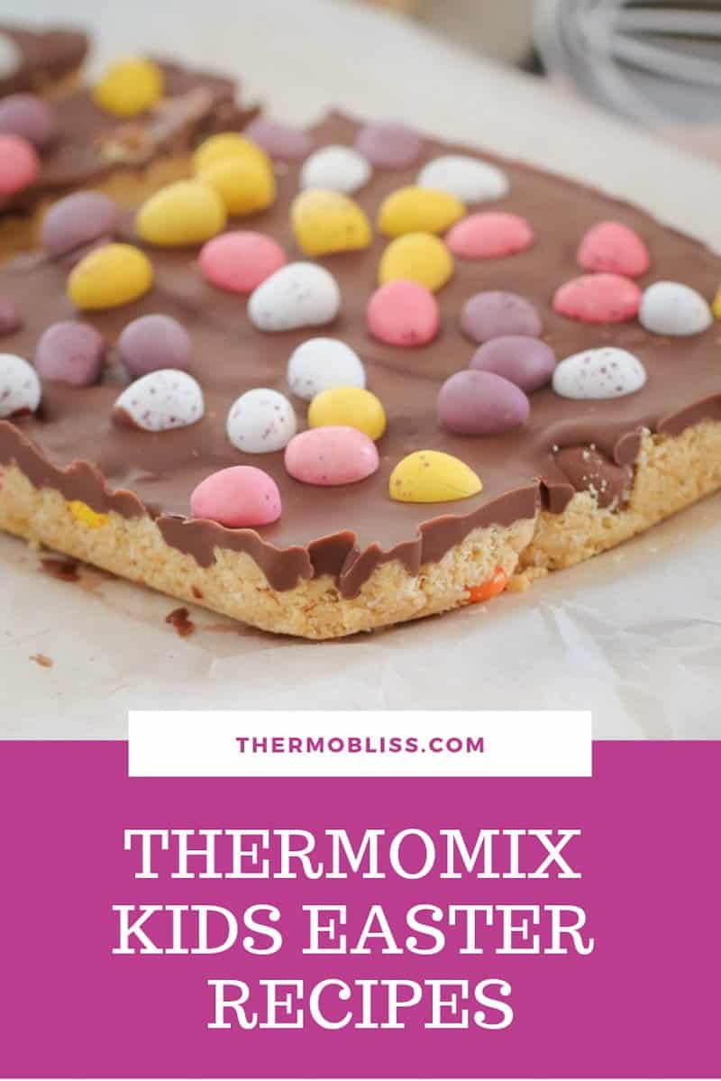 A collection of the very best Thermomix Kids Easter Recipes... the perfect way for your mini chef to put their cooking skills to the test!