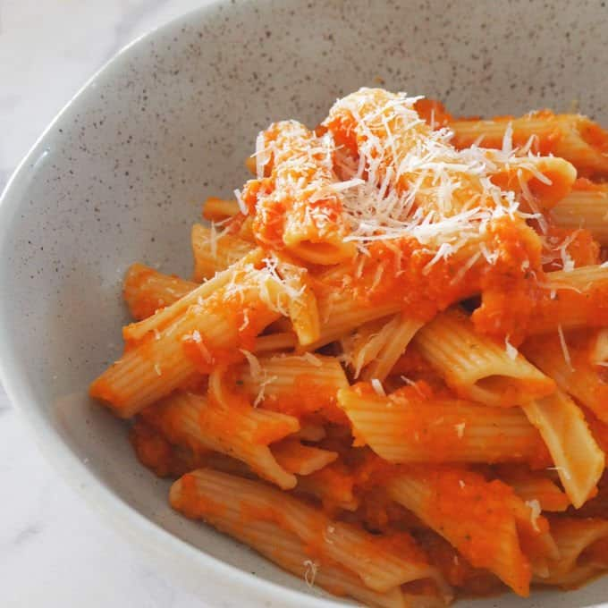 Thermomix Veggie Packed Pasta Sauce