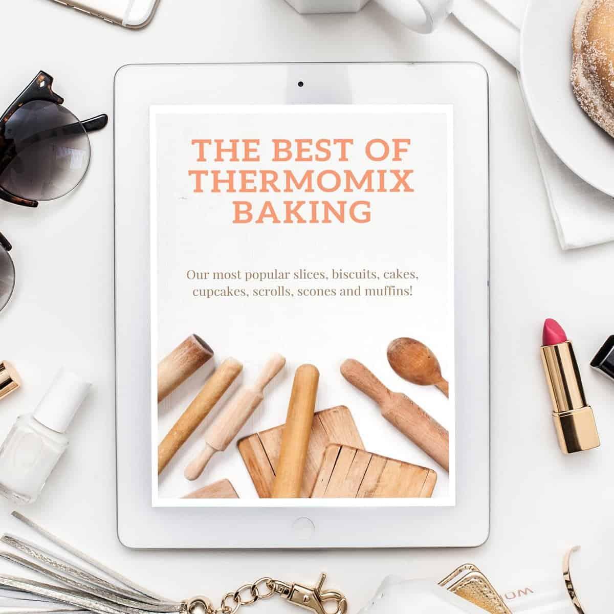 Thermomix Recipe eBooks
