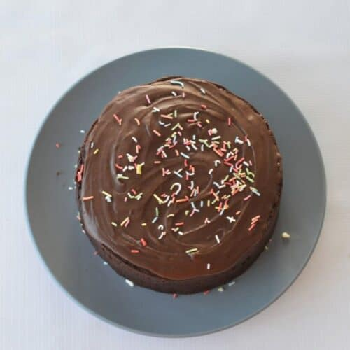 Thermomix Chocolate and Coconut Cake Recipe