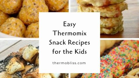 Easy Thermomix Kids Snack Recipes