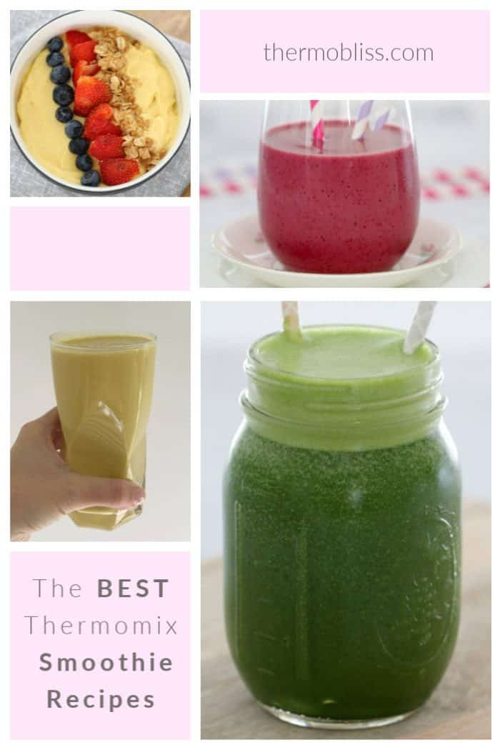 The Best Thermomix Smoothie REcipes