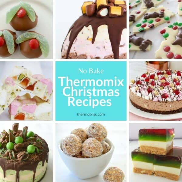 No Bake Thermomix Christmas Recipes