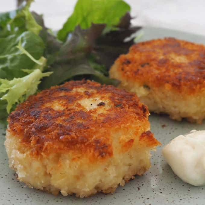 Thermomix Fish Cakes Recipe