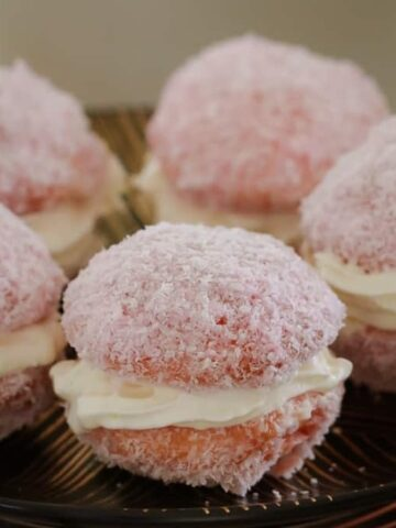 Thermomix Jelly Cakes